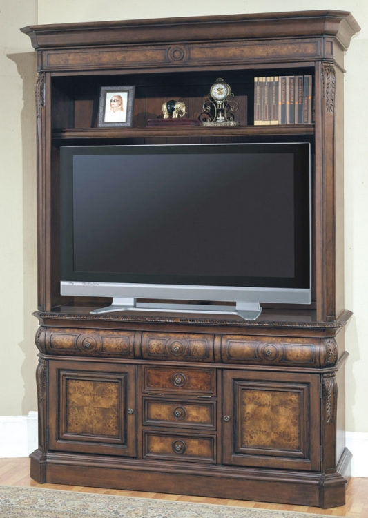 Andria 3 Piece Entertainment Center - Parker House