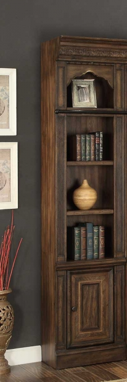 Parker House Aria 22in Open Top Bookcase