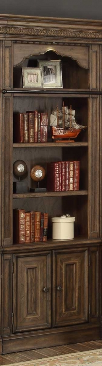 Parker House Aria 32in Open Top Bookcase