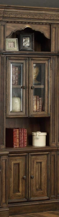 Parker House Aria 32in Glass Door Cabinet