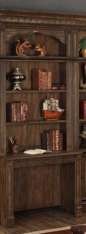 Parker House Aria 2 Pc Library Desk