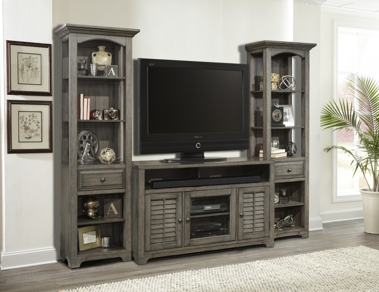 Austin Entertainment Wall Unit