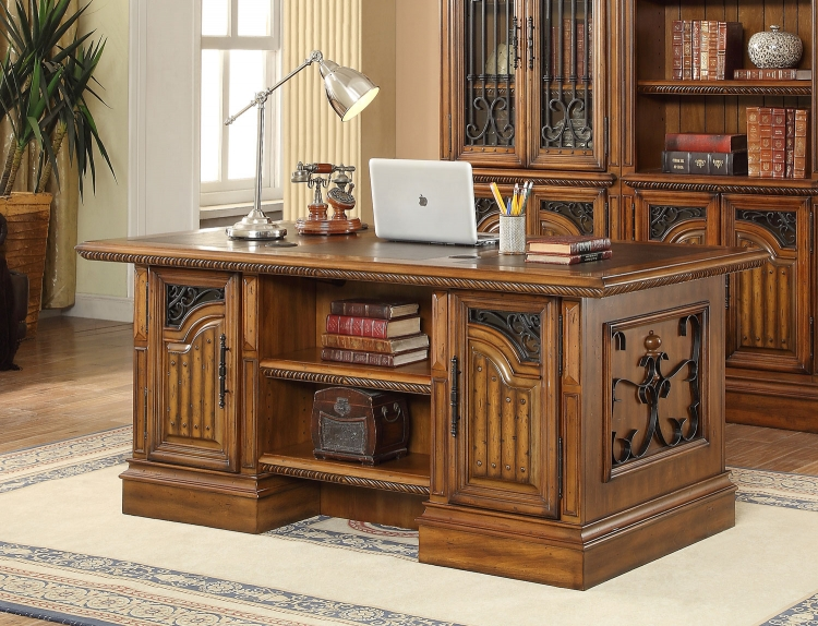 Barcelona Library Executive Desk