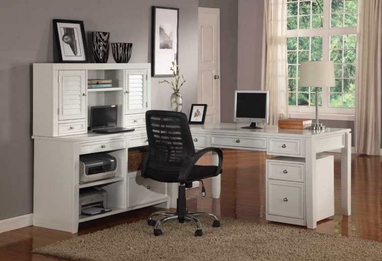 Boca Home Office Set - B - Parker House