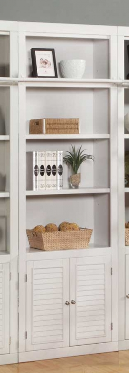 Boca 32in Open Top Bookcase