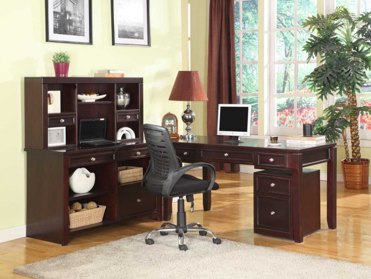 Boston Home Office Set - B - Parker House