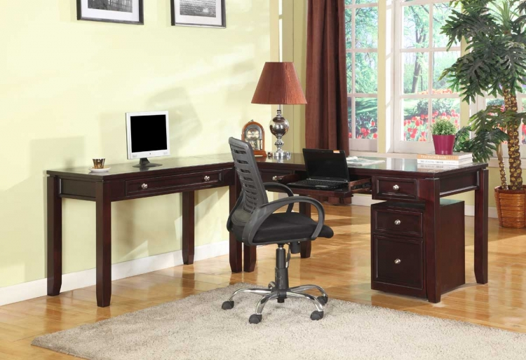 Boston Home Office Set - C - Parker House