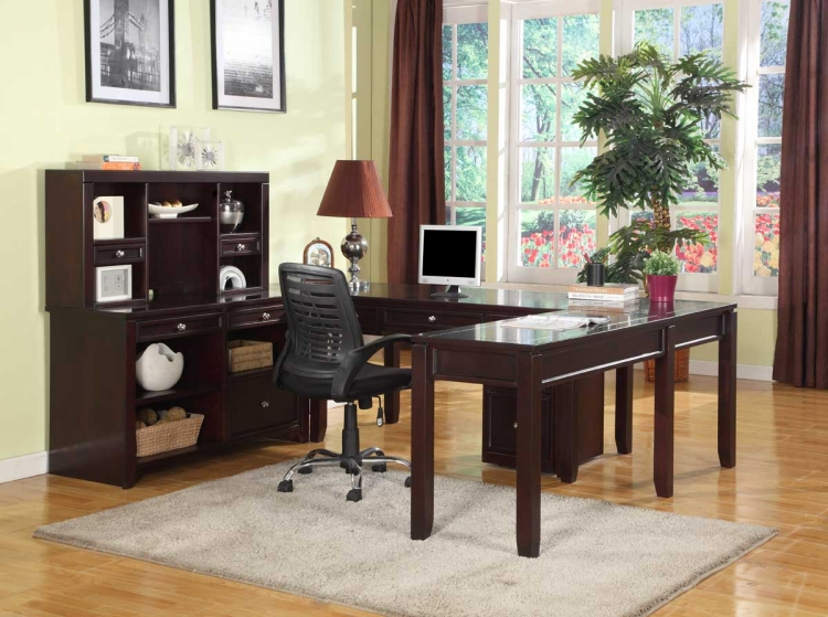 Boston Home Office Set - F