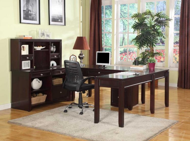 Parker House Home Office Home Office Set Office Desks At Homelement