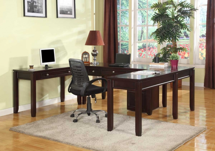 Boston Home Office Set - G
