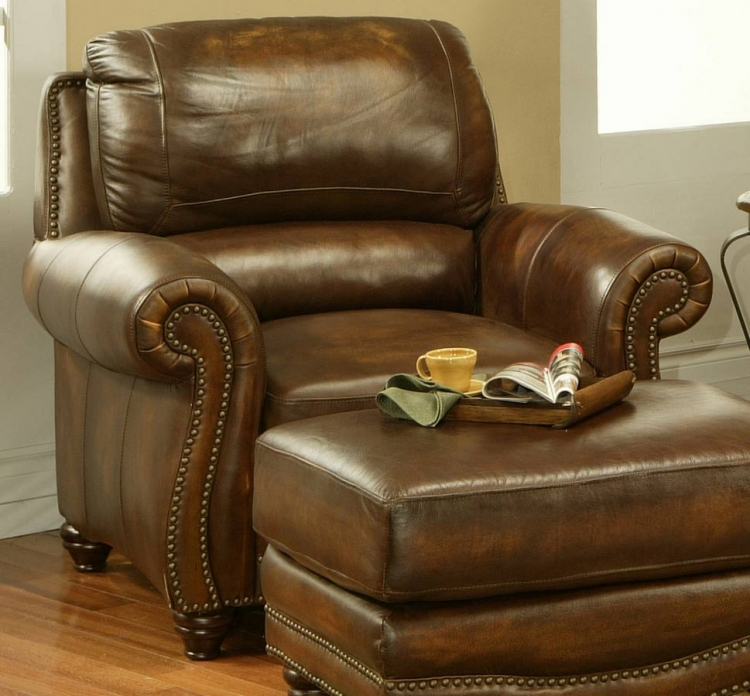 Cambria Pushback Recliner - Parker Living - Parker House