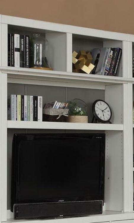 Catalina 56-inch Bookcase TV Hutch