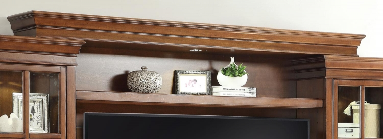 Churchill Expandable Bridge, Shelf and Backpanel with wings
