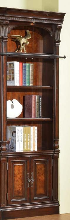 Corsica 32 Open Top Bookcase