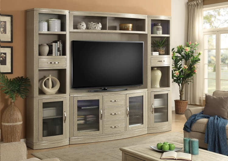 Cosmopolitan Entertainment Wall Set