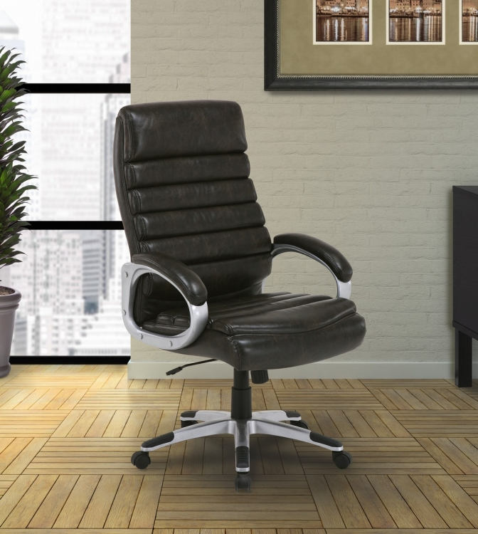 Signature DC-200-EM Desk Chair - Ember