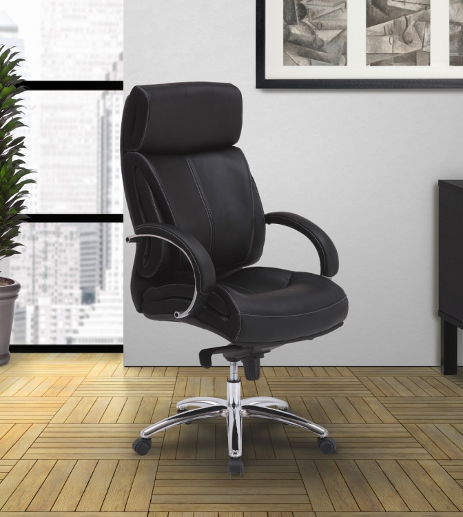 Signature DC-202-EB Desk Chair - Ebony