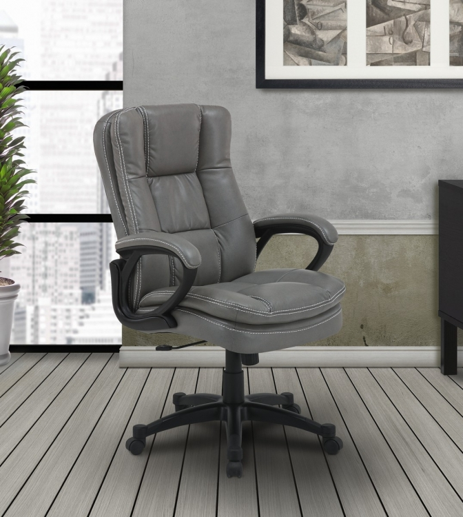 Signature DC-204-FOG Desk Chair - Fog