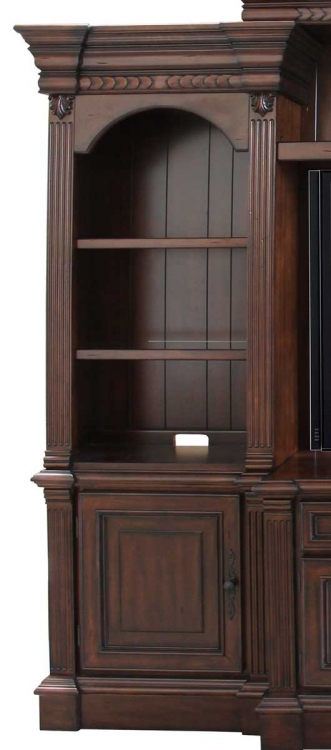 Franklin Pier Cabinets - Pair