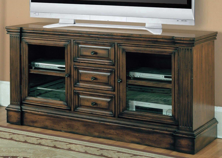 Genoa 65in TV Console with Power Center - Parker House