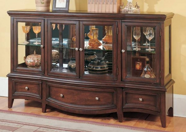 Grand Manor Hillsborough Credenza - Parker House