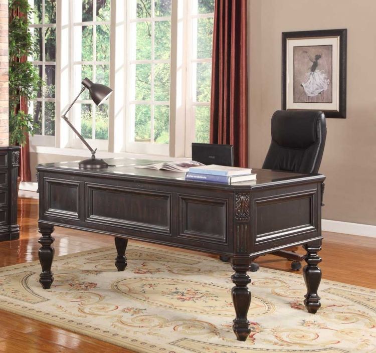 Grand Manor Palazzo Writing Desk - Parker House