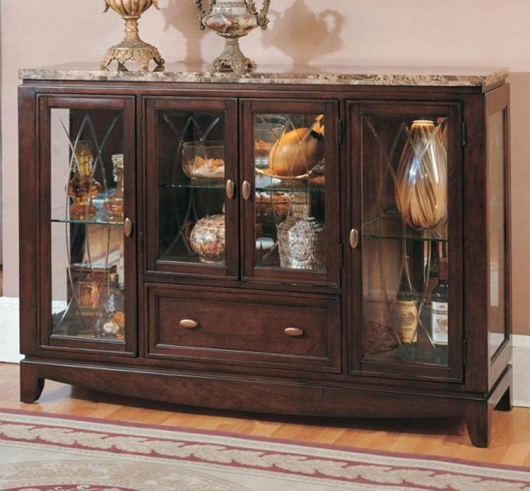 Grand Manor Rochester Credenza - Parker House