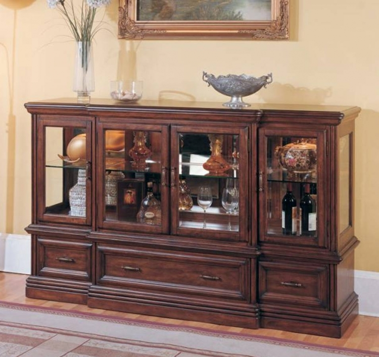 Grand Manor Stratford Credenza - Parker House