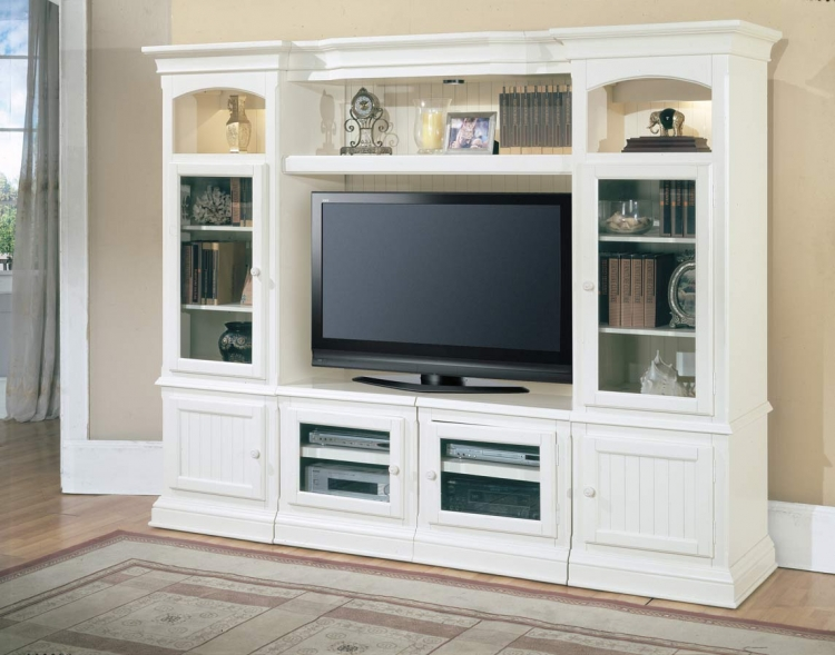 Hartford 4 Piece Wall Unit - Parker House