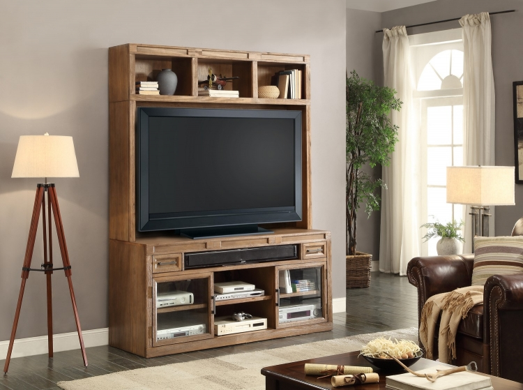 Hickory Creek Entertainment Wall Unit A