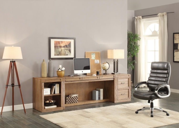 Hickory Creek Desk Sets with Drawers