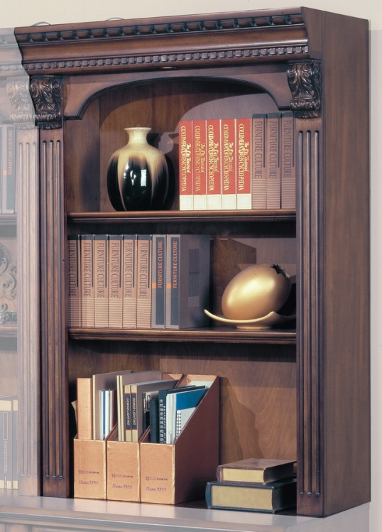 Huntington 32in Open Bookcase Top