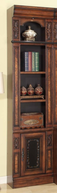 Leonardo 22in Open Top Bookcase