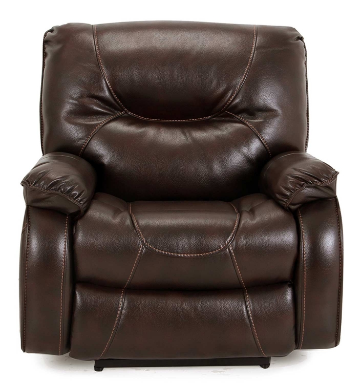Argus Power Recliner Chair - Nutmeg - Parker Living