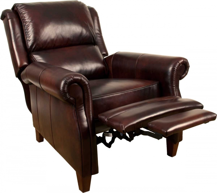 Camelot Motion Glider Recliner Chair - Earth - Parker Living