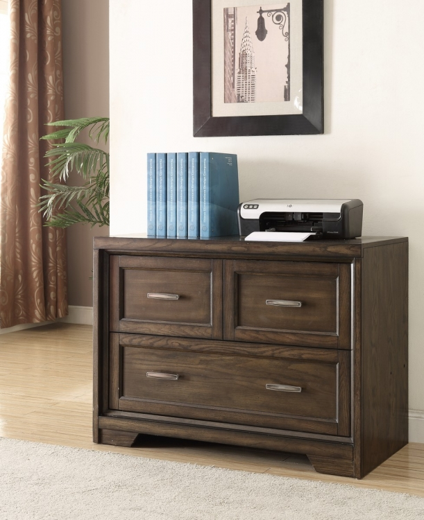 Meridien Library 2 Drawer Lateral File