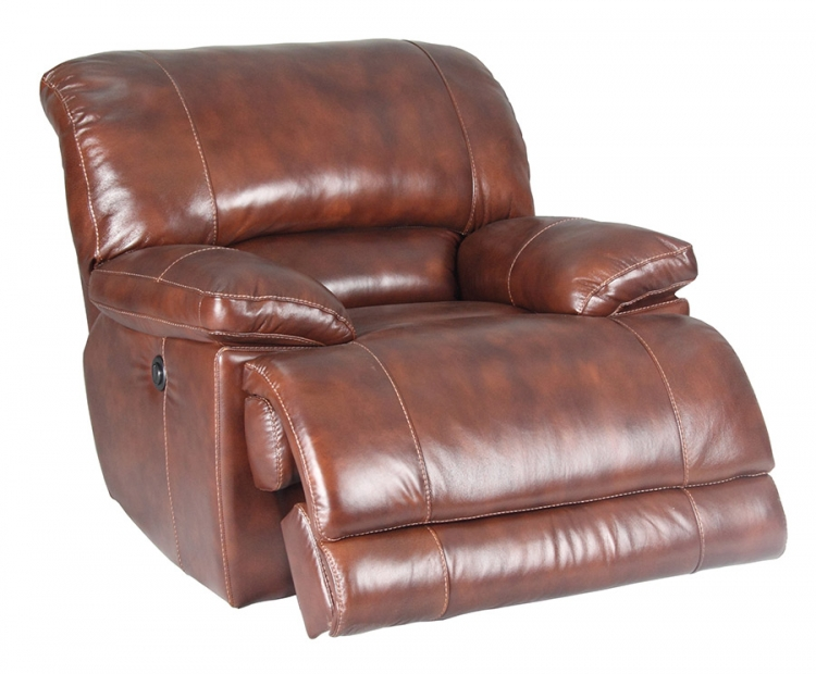 Mars Power Recliner - Coffee - Parker Living