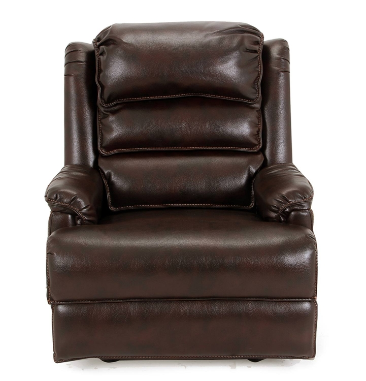 Vulcan Rocker Recliner Chair - Nutmeg - Parker Living