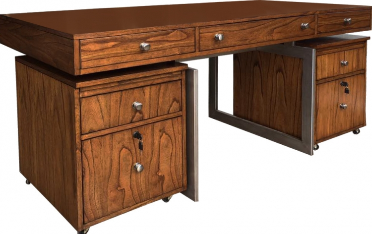 Madison 68-inch Writing Desk Set