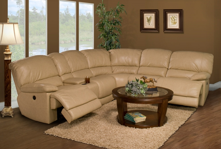 Mars Sofa Sectional - Wheat - Parker Living