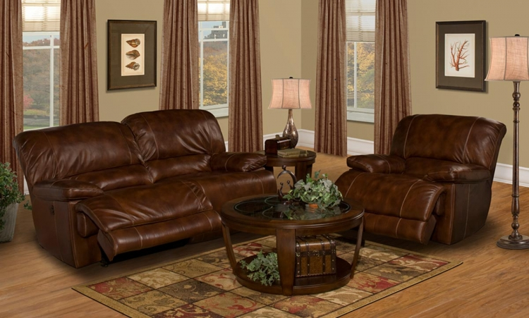 Mars Sofa Set - Coffee - Parker Living