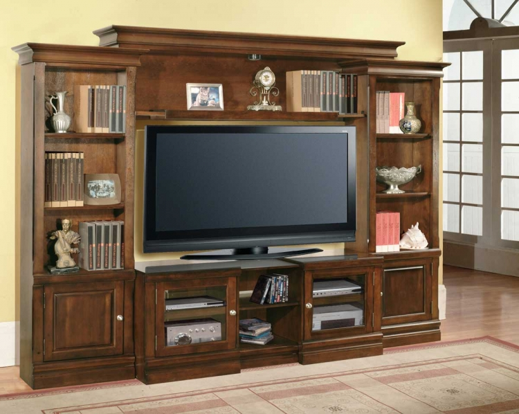 Premier Afton 4-Pc Wall Unit