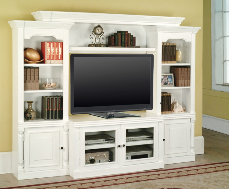 Premier Alpine 4 Piece Wall Unit - Parker House