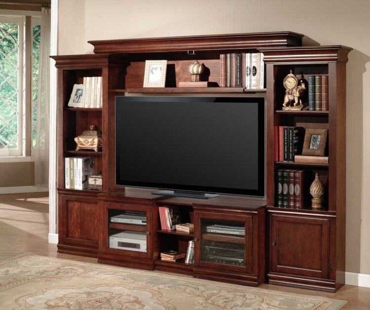 Premier Amor 4-Pc Wall Unit
