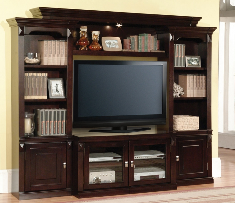 Premier Auburn 4 Piece Wall Unit