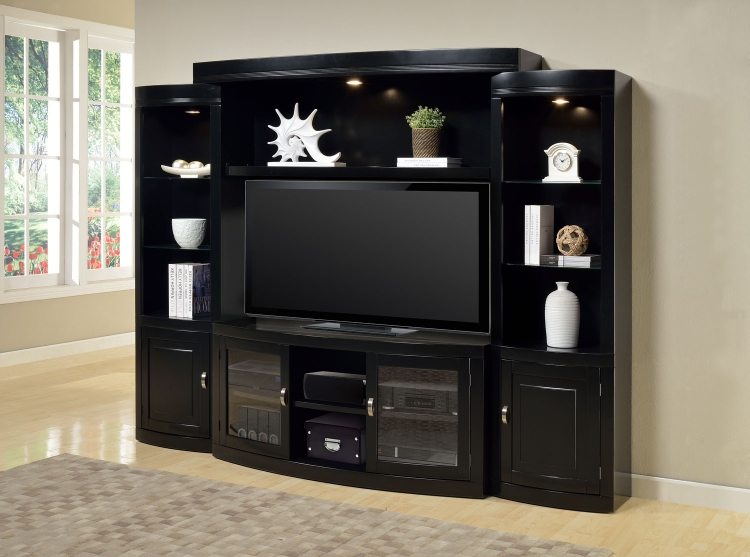 Premiere Boardwalk 4pc Wall Unit