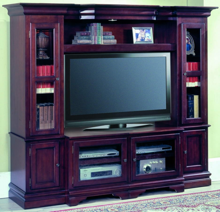 Premier Ridgeline 4Pc Wall Unit - Parker House