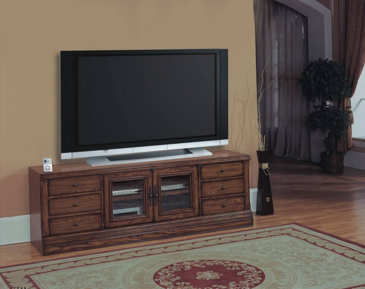 Sedona 78in TV Console with IPOD Dock - Parker House