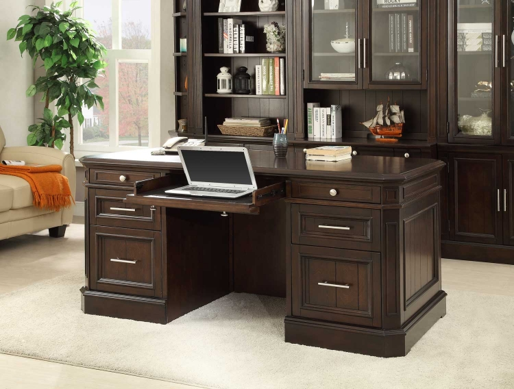 Stanford Double Pedestal Executive Desk