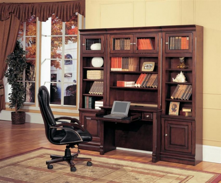 Sterling Library Bookcase Set B - Parker House